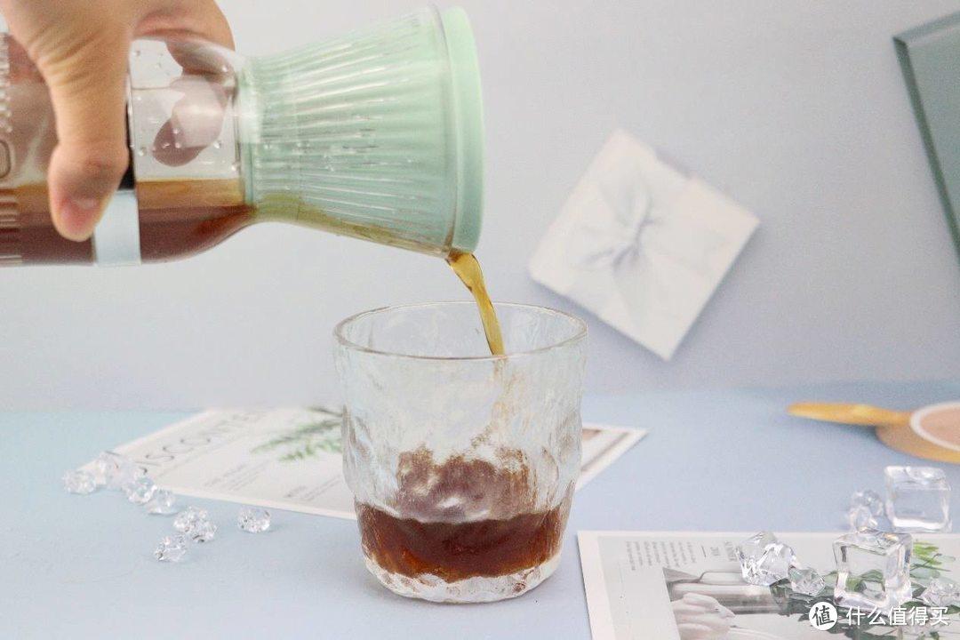有了这款杯子,不用去咖啡店,在家也能做冷萃?