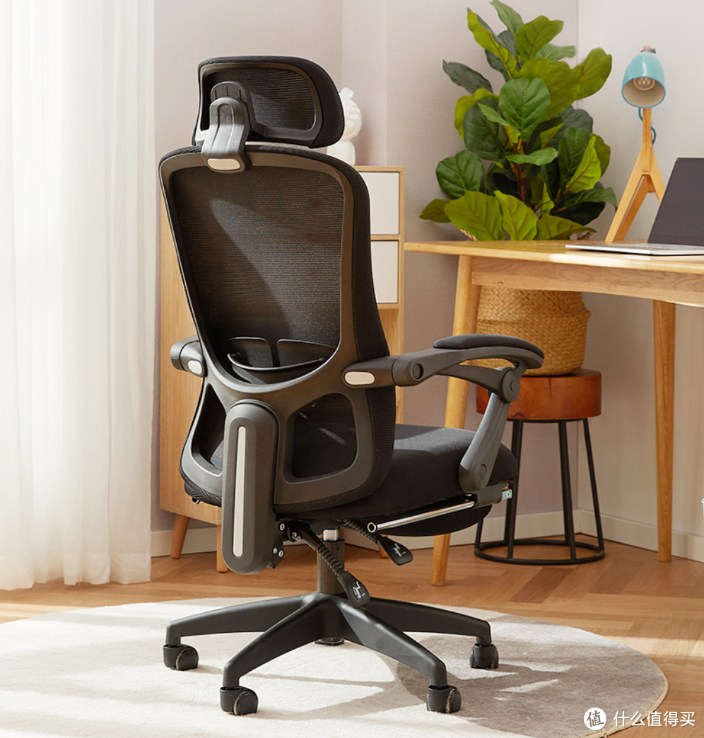 夏天到了,你还在坐粘屁股的皮椅子吗? 人体工程网椅快安排一下!~ 楼主真人分享