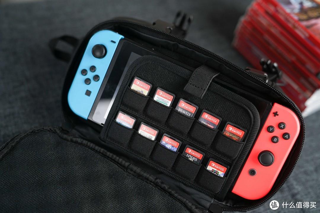 """Switch重度高玩""聊聊618必买卡带Or配件"