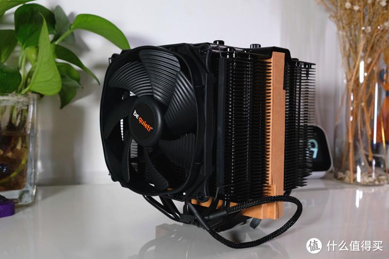 顶级风冷散热器除了性能强劲以外还应具备什么素质?德商必酷DARK ROCK PRO4开箱体验