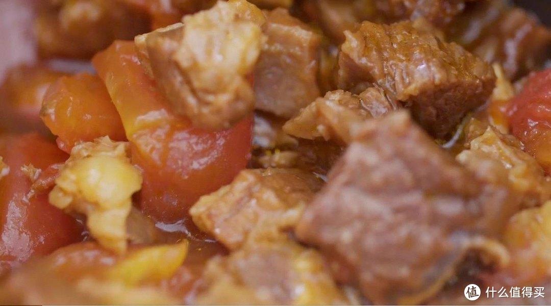 电饭煲番茄牛腩煲,酸甜开胃,香气浓郁