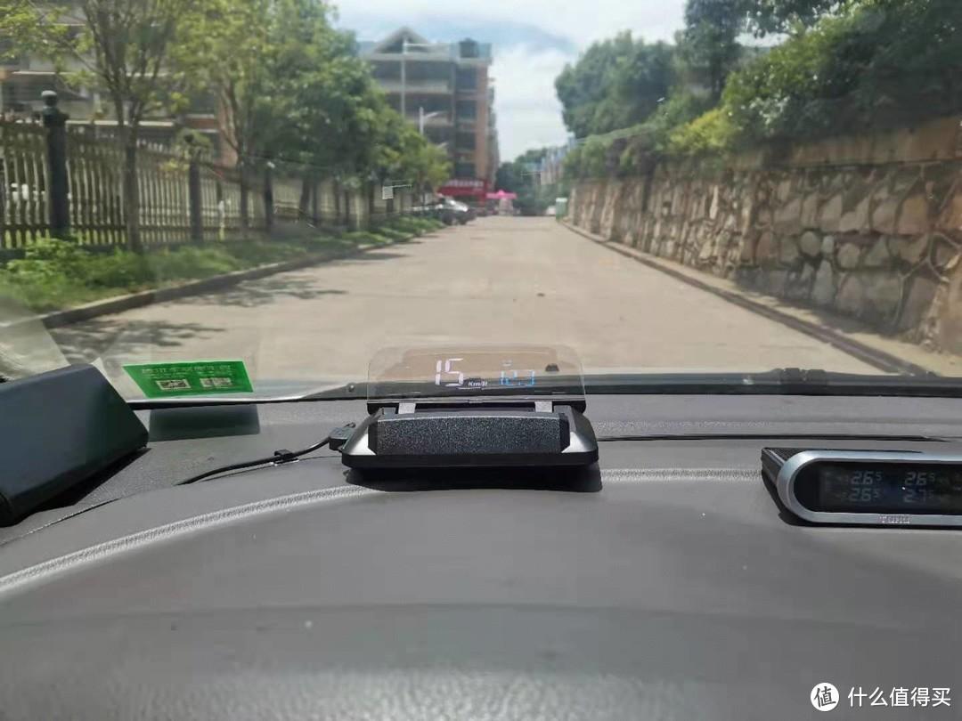 老车换新颜 安平显HUD车载抬头显示器H400G评测