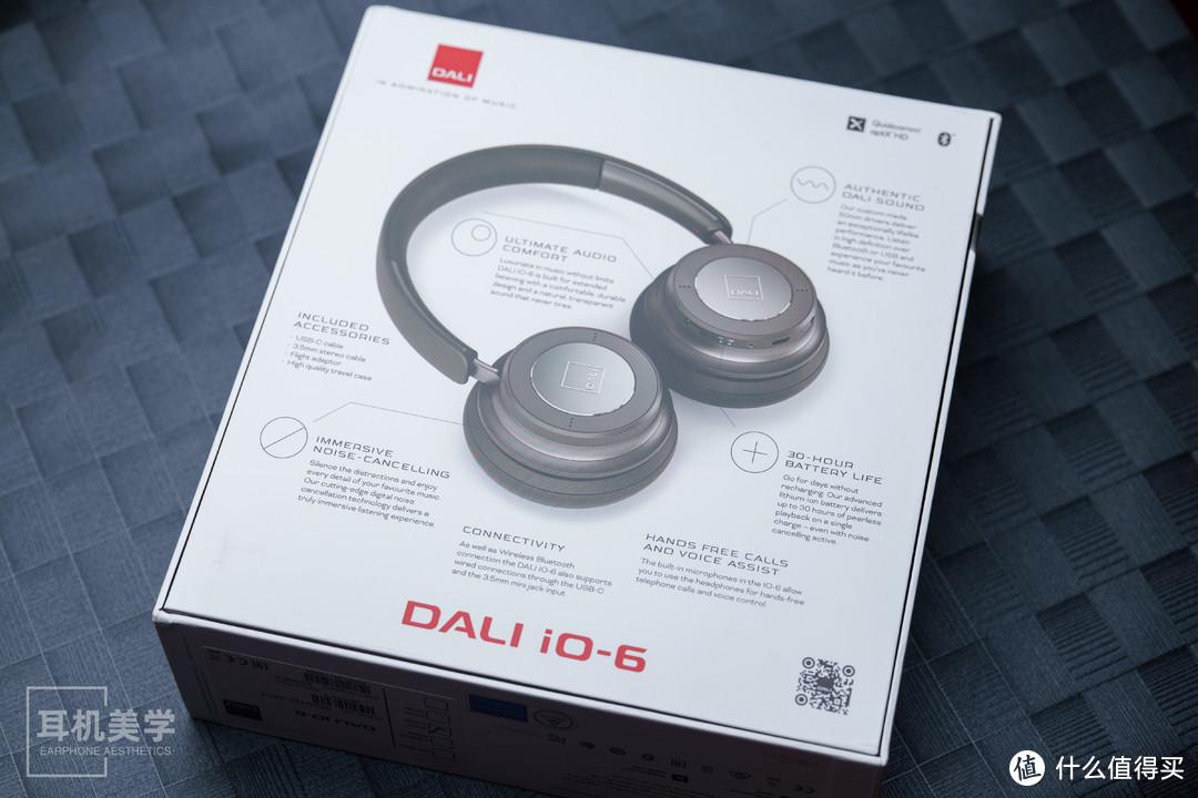 苹果?索尼?Bose?高端蓝牙降噪现在有了新选择——DALI IO6