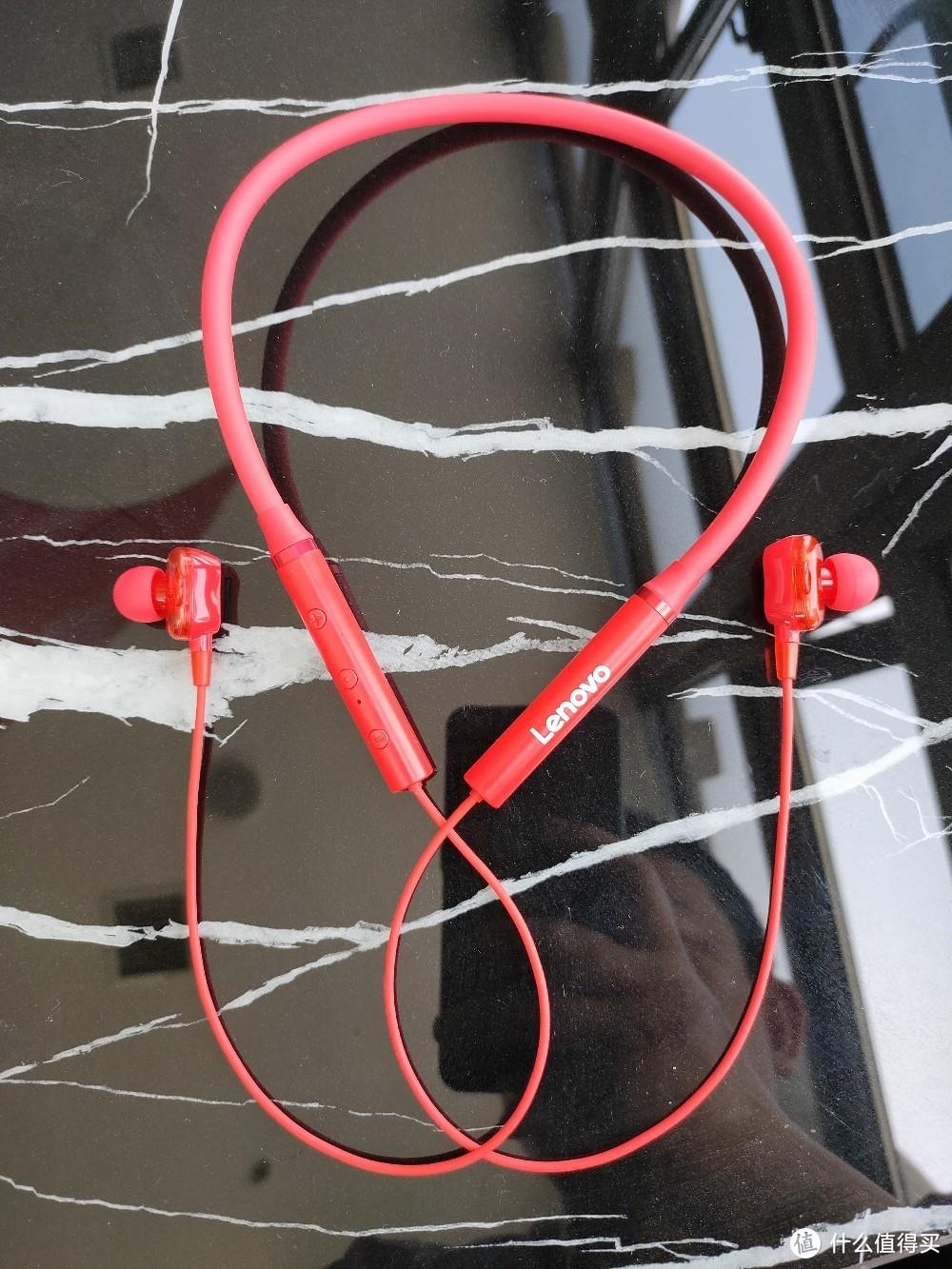 29.9米的联想HE05耳机开箱到底香不香,真人兽开箱