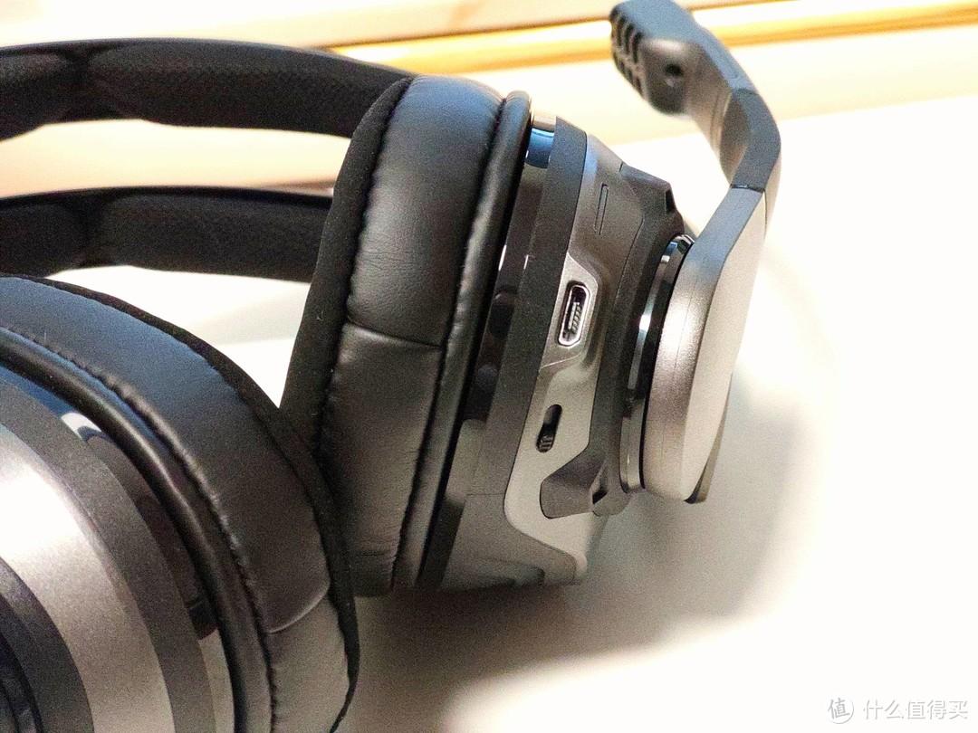 送给大男孩最棒的礼物——森海塞尔GSP370无线游戏耳机测评