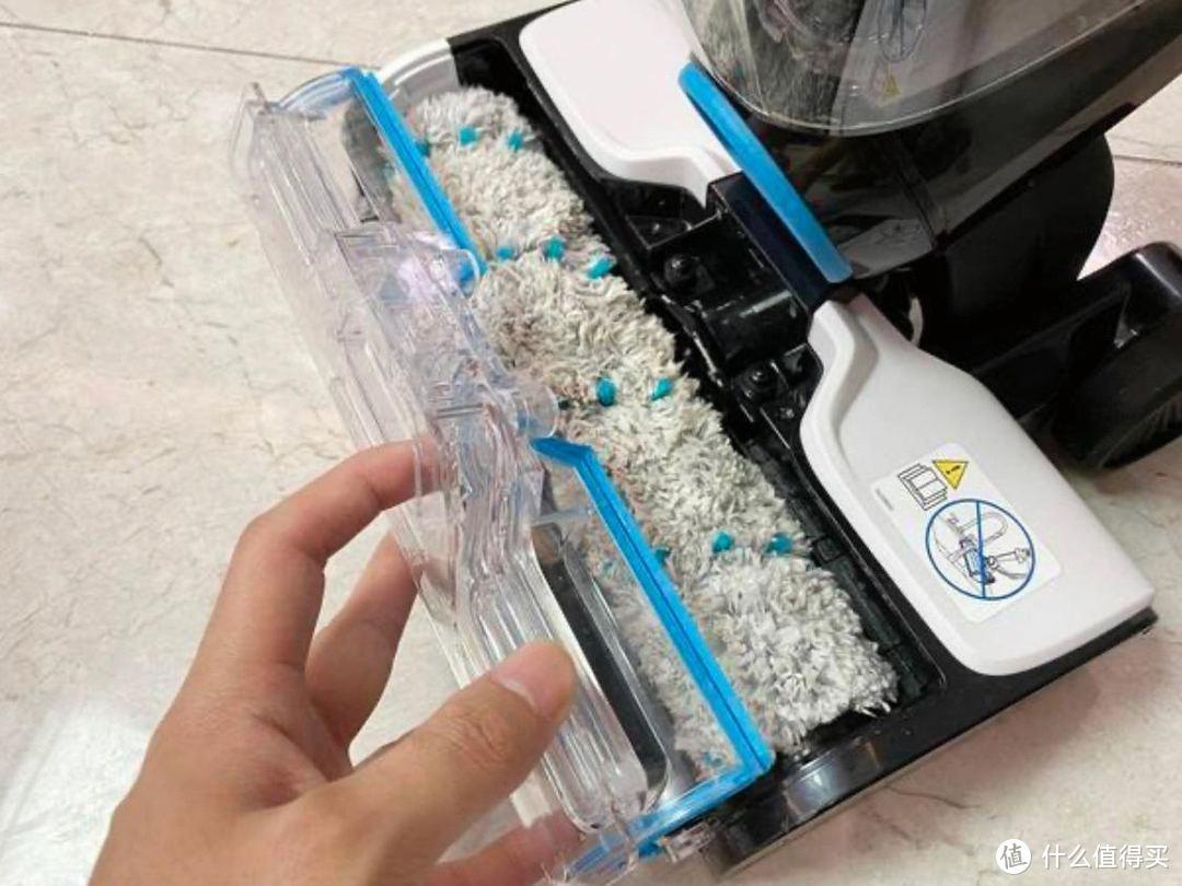 居家清洁小能手——必胜高速洗地机,值得拥有!