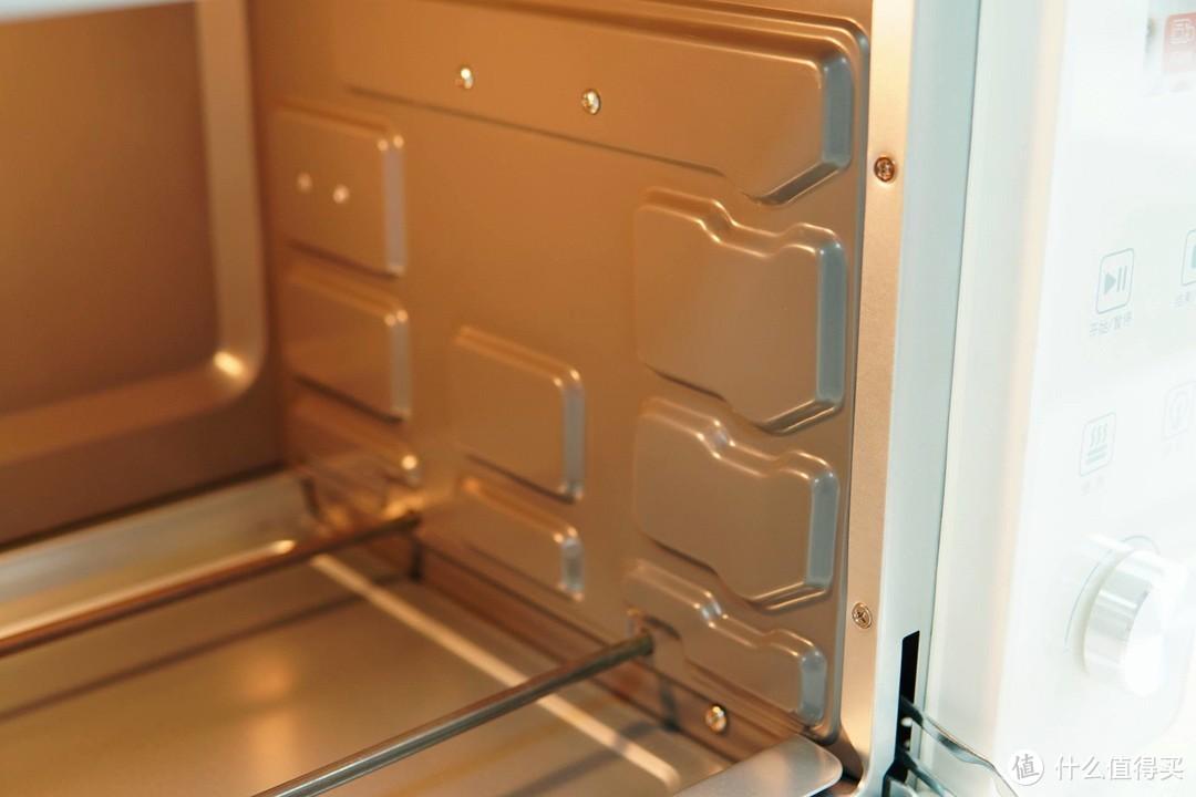 AI识别食材,录制视频分享:这款悠智智能烤箱有点香