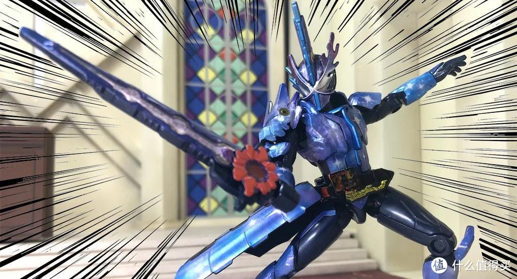 圣刃装动 刃王剑十圣刃 立体化!