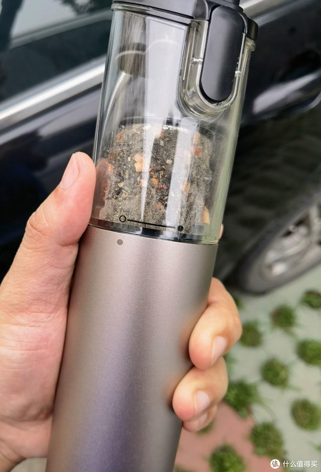 Autobot VX无线便携吸尘器随车携带清洁的无上法宝