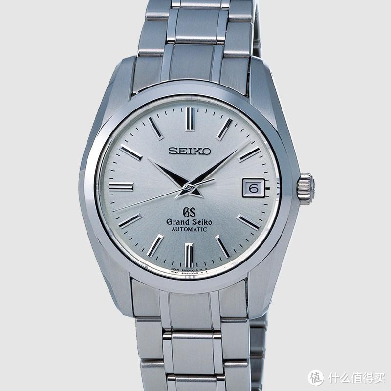 1998年恢复生产的第一枚机械腕表