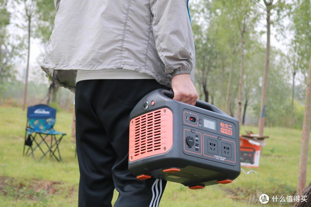 扔掉发电机!电小二户外电源随车携带,多兼容稳输出开启户外生活!