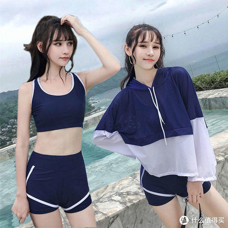 小姐姐带你选泳装~ 618泳装买起来,文末楼主泳装真人秀!