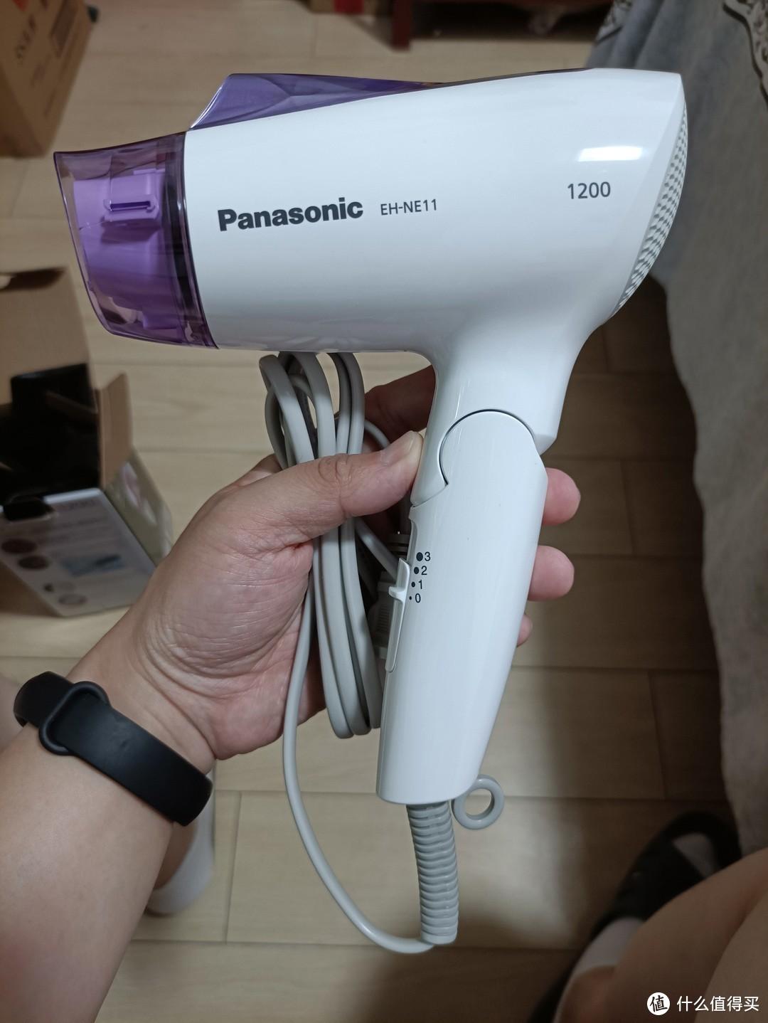 图书馆猿の白菜价 松下(Panasonic)EH-NE11 电吹风 简单晒