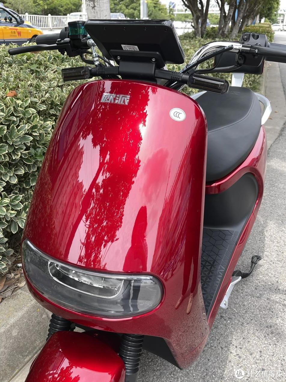 欧派K3体验感简评:超高性价比代步电动车