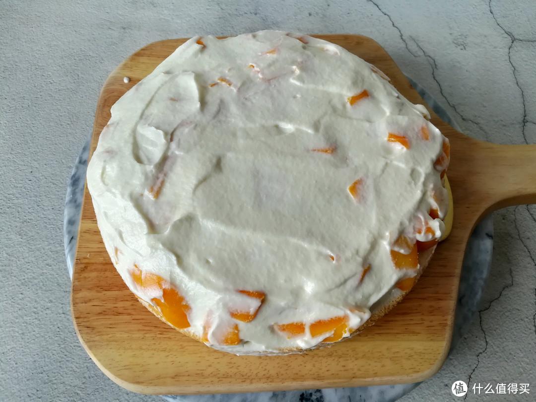 孩子生日我做这蛋糕,成本不到70元,不裱花不抹面,步骤详细,做法特简单