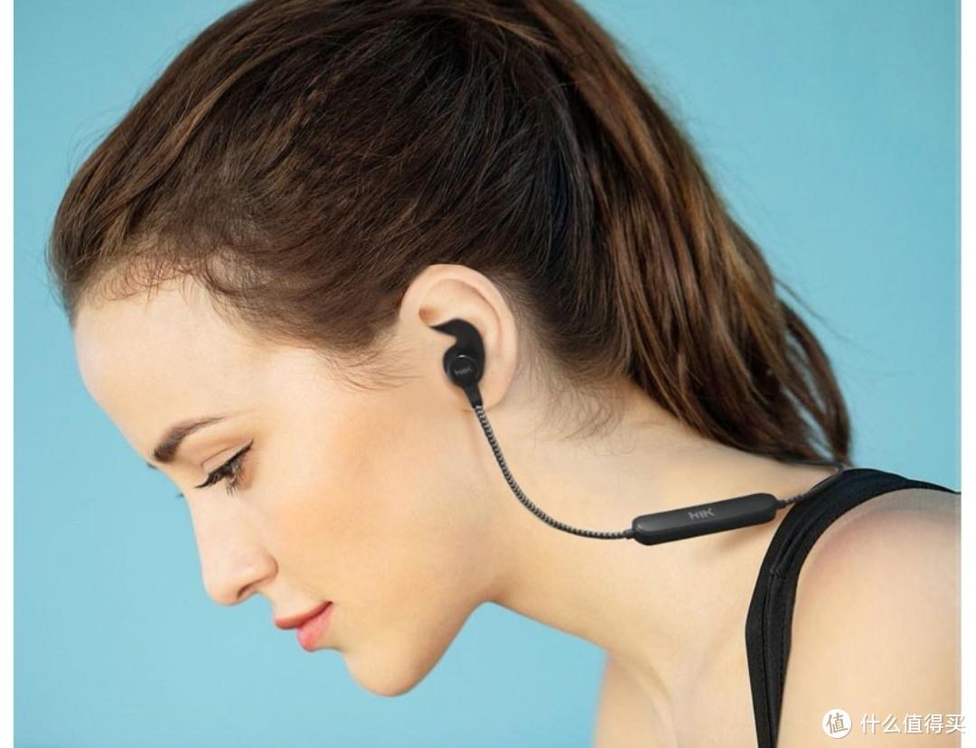 HIK Z1S蓝牙运动耳机,晨跑和夜跑的贴心陪伴