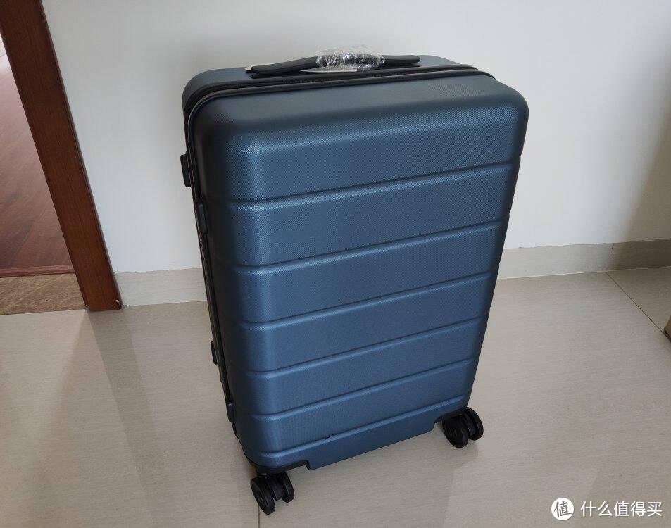 为出游提供更多便利,小米旅行箱评测