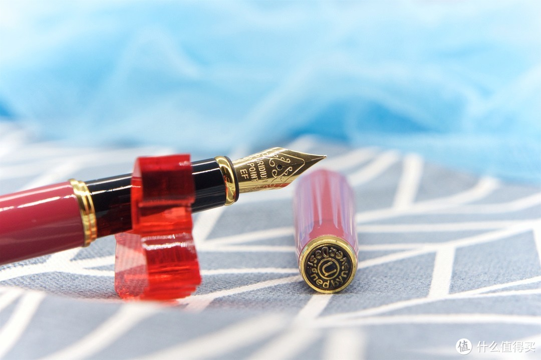 指间典雅,笔下鎏金:never shero系列钢笔