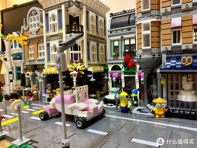 Lego 街景系列入坑