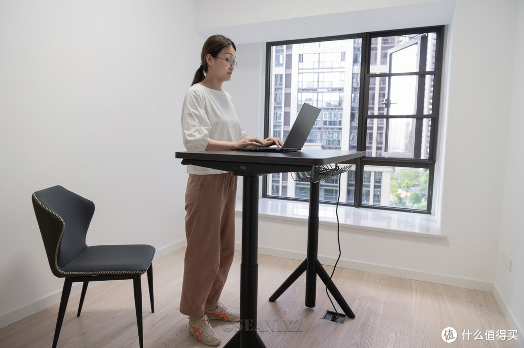 如何选一套人体工学桌椅配置:人体工学套装方案分享,附9AM电动升降桌评测
