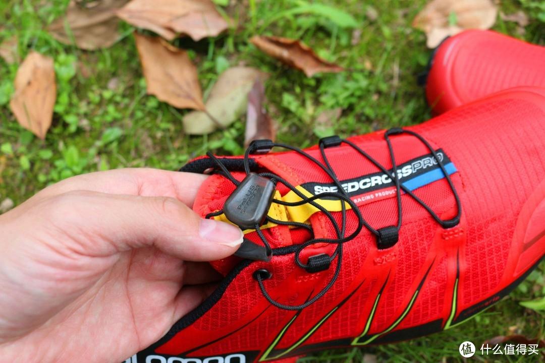穿过萨洛蒙才知道什么叫鞋码偏大—SPEEDCROSS PRO使用体验