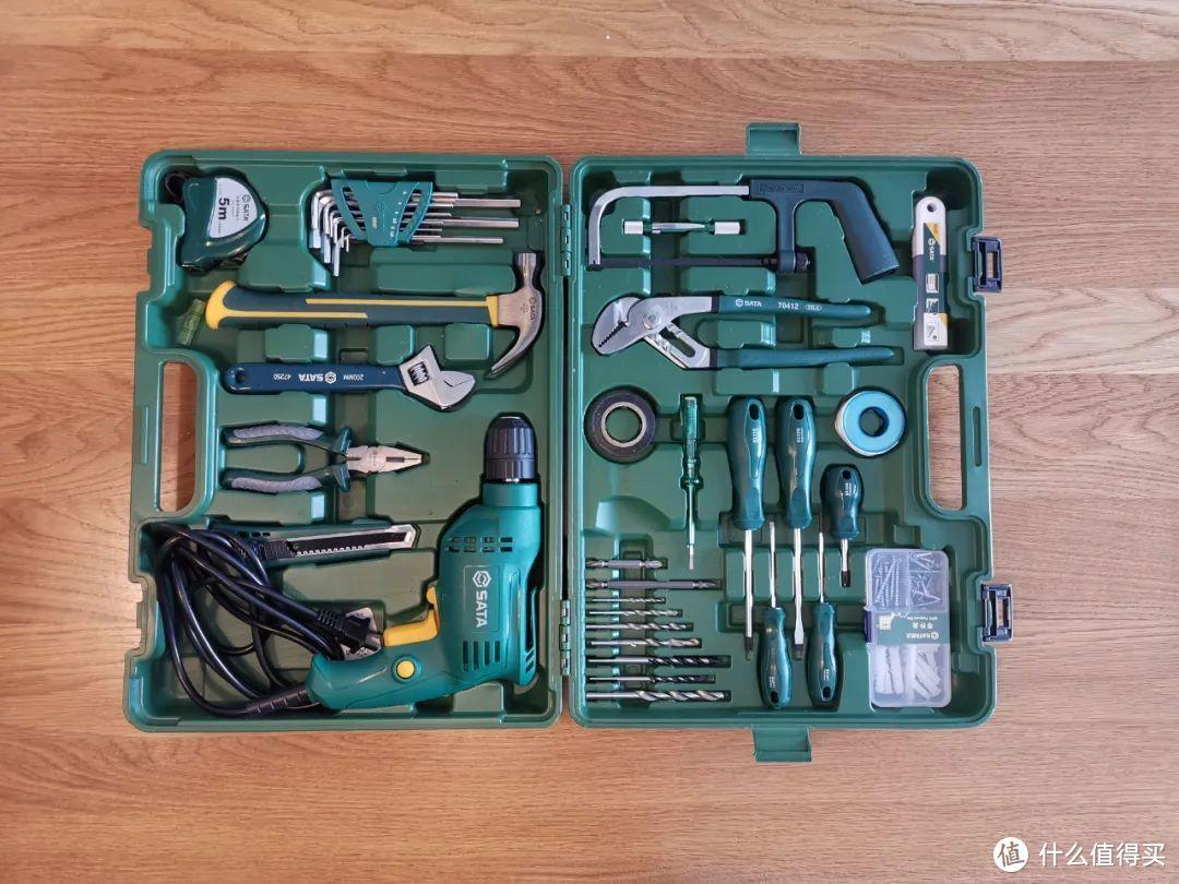 灵活利用工具套装,来个全屋收纳改造!