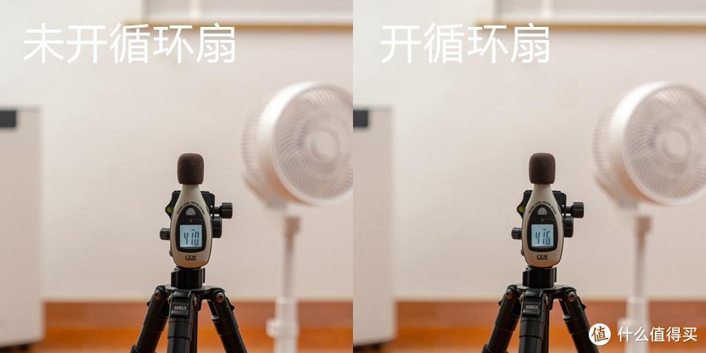 空气循环扇是黑科技还智商税?我用10个小米温湿度计测试给你看