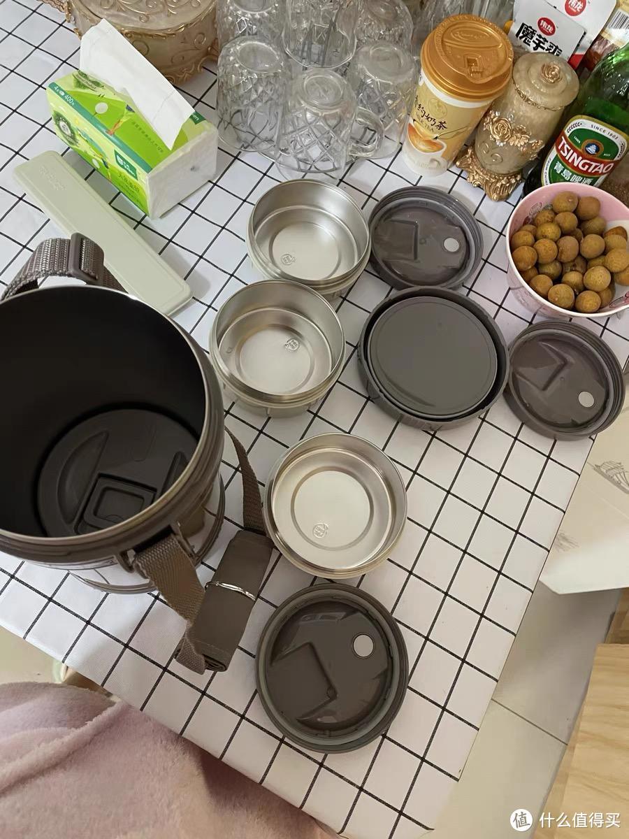 泰福高保温饭盒,上班族的带饭神器