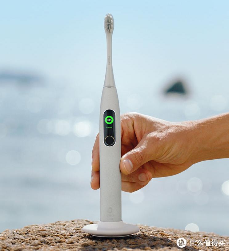 带彩屏的电动牙刷见过没?OcleanXPro旗舰版