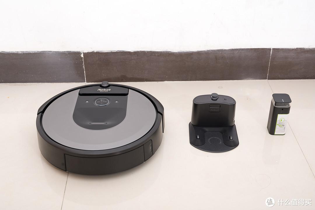 真正会思考,请个好管家,无二次污染的真智能扫地机器人iRobot i7+