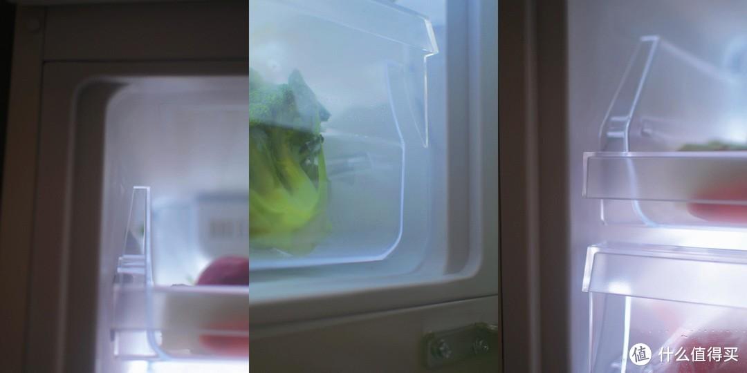 小户型的优质之选——松下(Panasonic)265升家用三门冰箱
