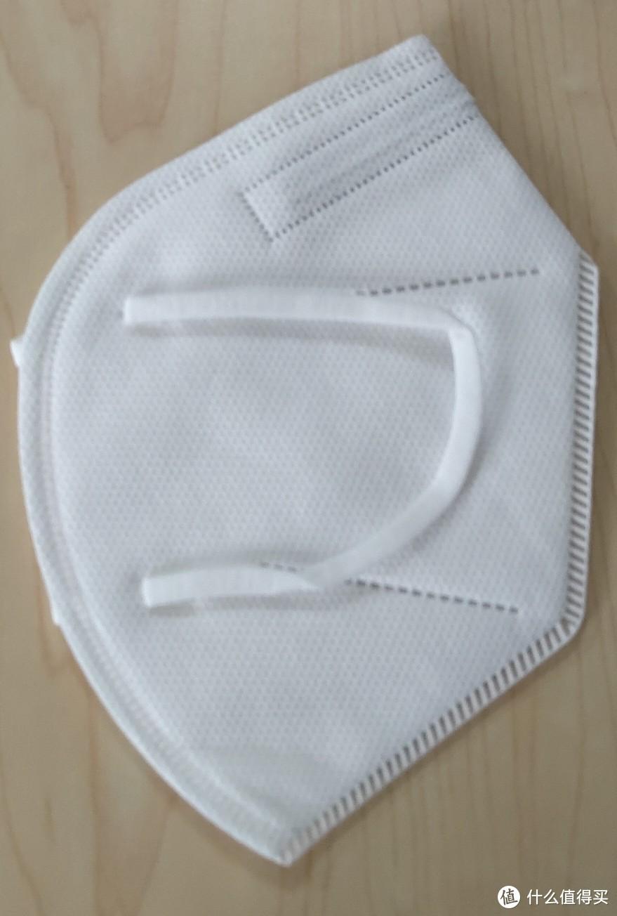 新买的四款性价比医用防护口罩兼谈N95认识误区(上)