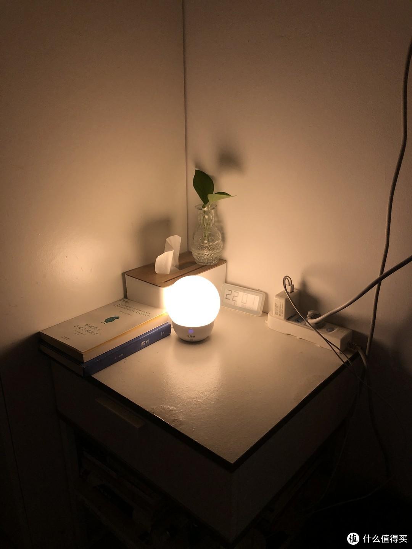 生活需要有点光——离线智能语音灯简单评测