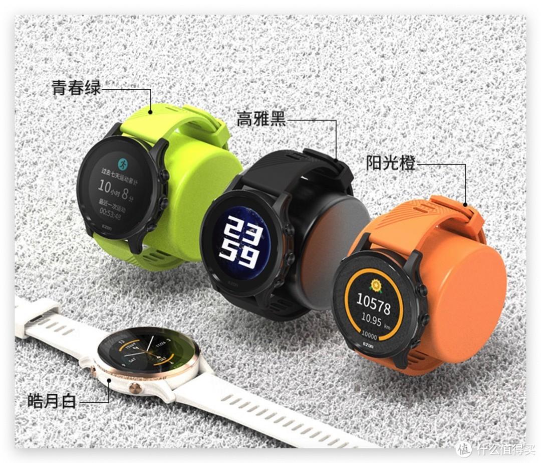 如果感觉跑步单调,不妨来一块运动手表:宜准R6运动手表让跑步更有趣