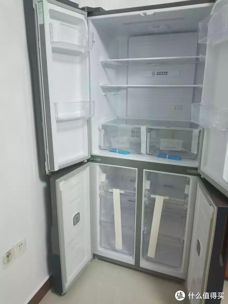 夏天看球赛怎么能容忍温啤酒,容声冰箱晶钻系列全空间净化BCD-430W