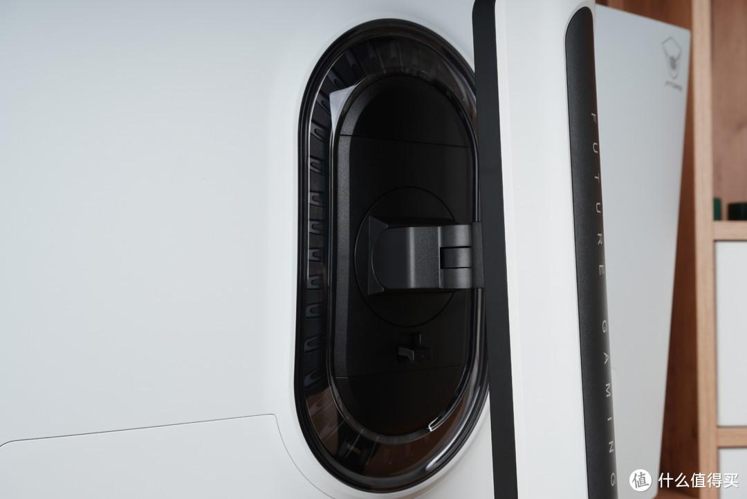 充满未来感的外形,蚂蚁电竞ANT27TQ电竞显示器