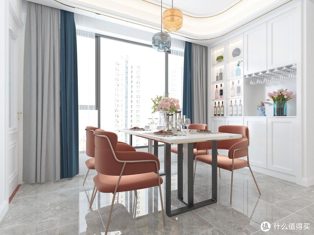 这套深圳的新房太实用,98㎡居然有四房,还有双卫,非常值得借鉴