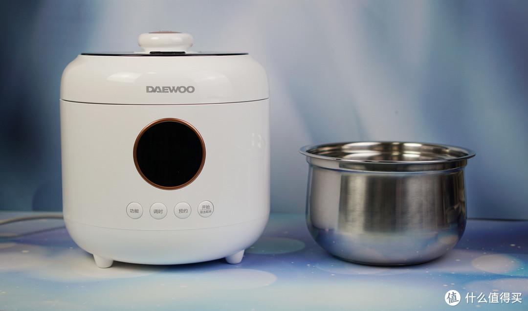 小厨房的救赎!一锅两用,肉饭飘香:大宇电二合一电压力锅体验