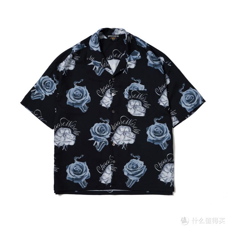 夏天怎么能少了一件花衬衫?618大促入手推荐~
