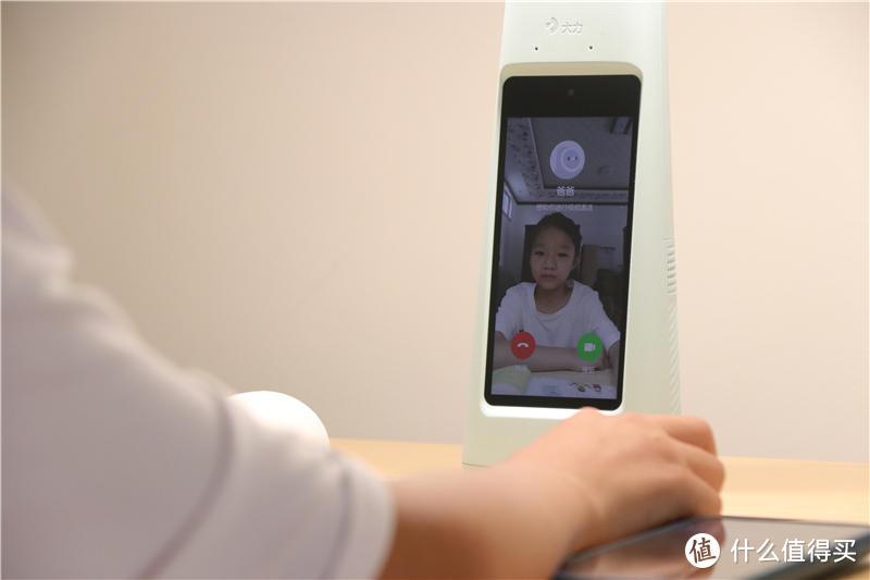 守护孩子学习成长,能听会说还护眼!大力智能灯体验分享