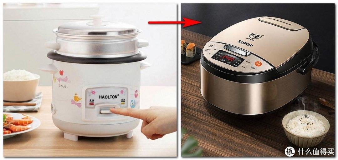 电压力锅与电饭煲如何选择?618帮你一键选购