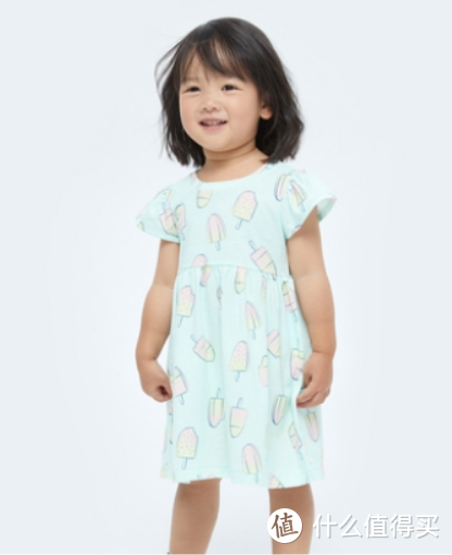 不过百元,618孩子衣服怎么买?Gap10款童装特价清单