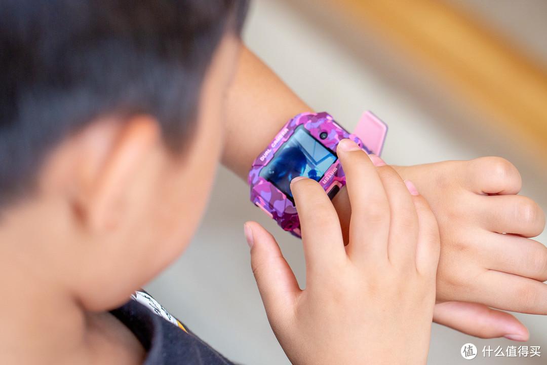 能定位到楼层的电话手表,360S2儿童手表孩子的安全卫士