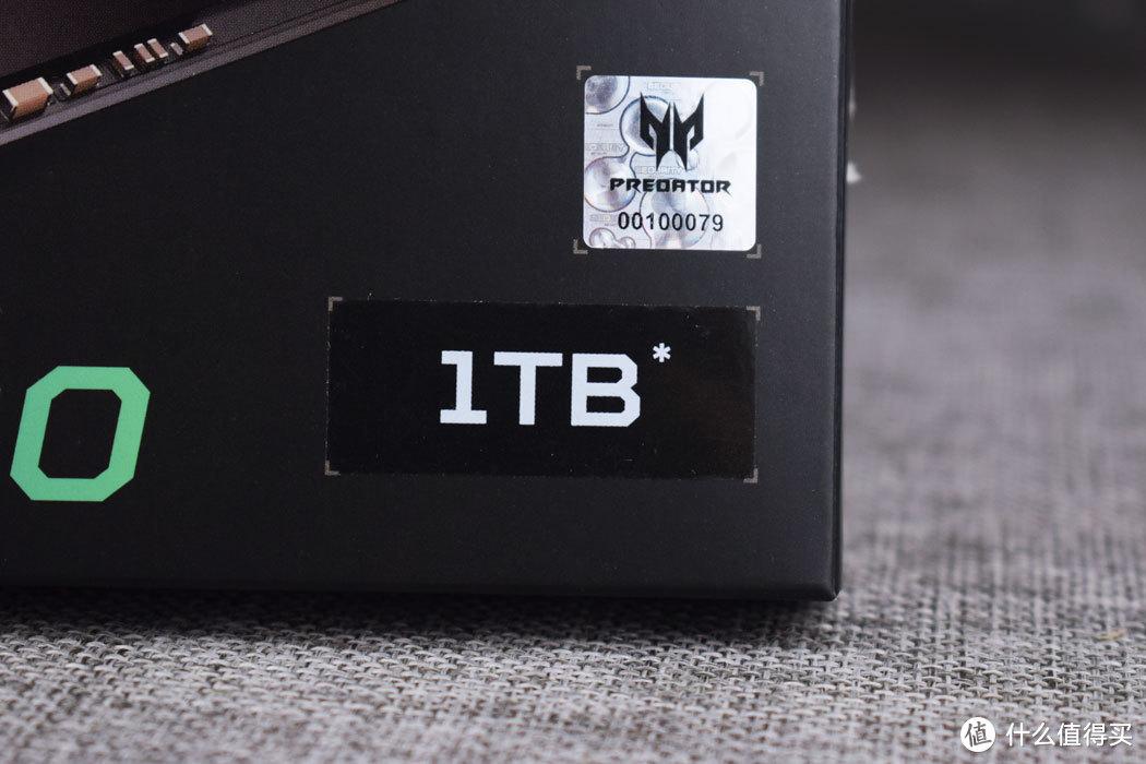 1TB容量版本