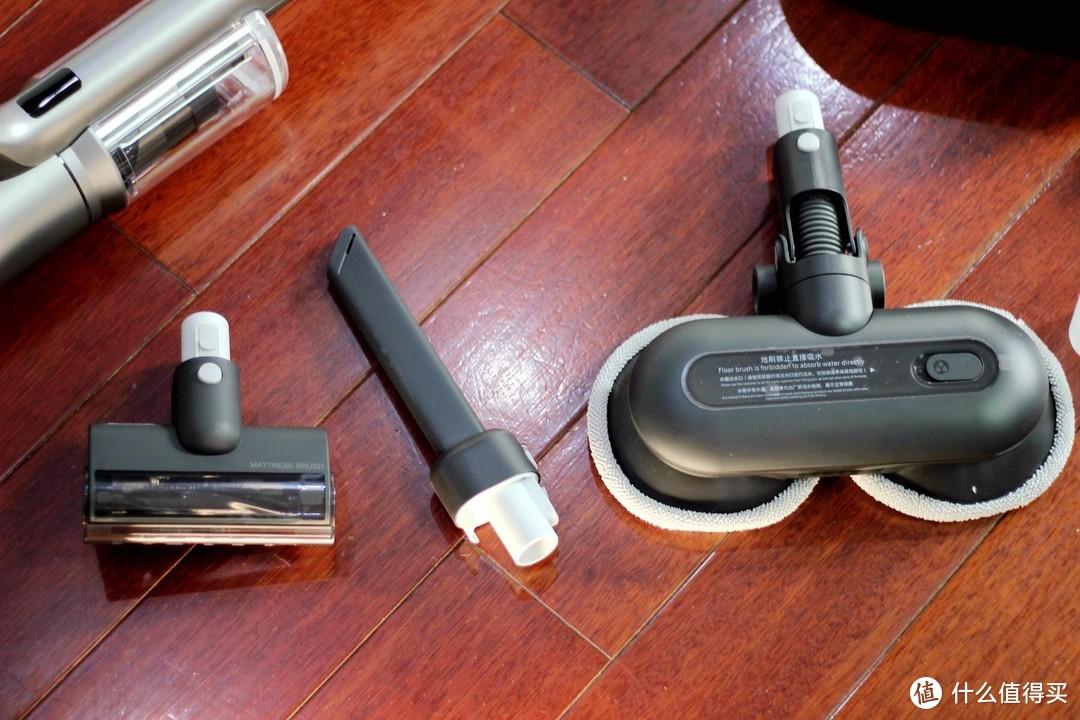 吸拖擦一体,还能自己洗拖布的吸尘器 - 睿米NEX VX
