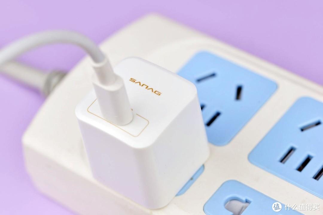 苹果不送充电器?618选款快速又安全的迷你快充 比传统充电快5倍