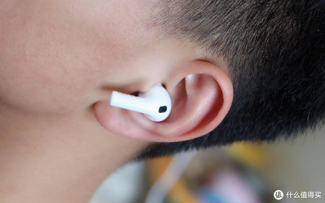 一戴即静,好用不贵——漫步者LolliPods Pro 真无线降噪蓝牙耳机