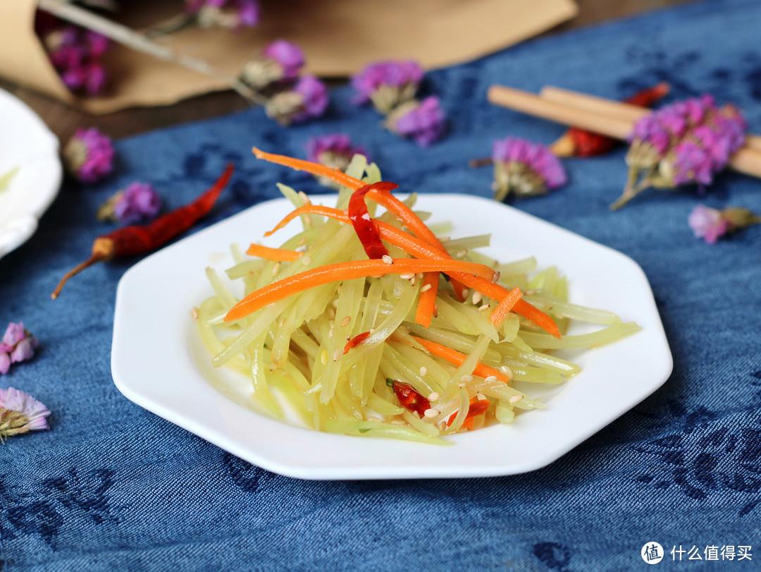 夏季里的开胃小菜,做法简单无油烟,下饭解油腻,比热菜更受欢迎