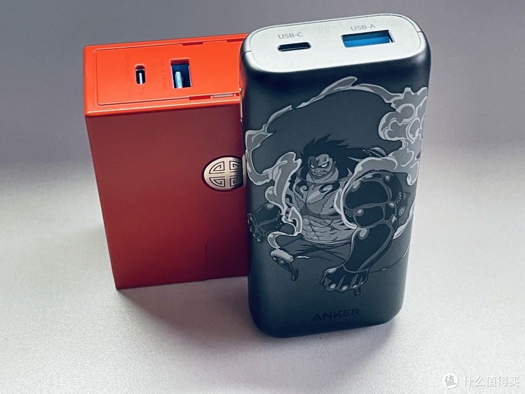 海贼王粉丝的专属爆款充电宝,Anker 10000 PD Redux 联名款