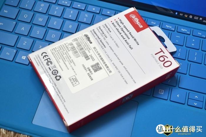【金测评】大华T60移动固态硬盘:移动存储就该这么酷